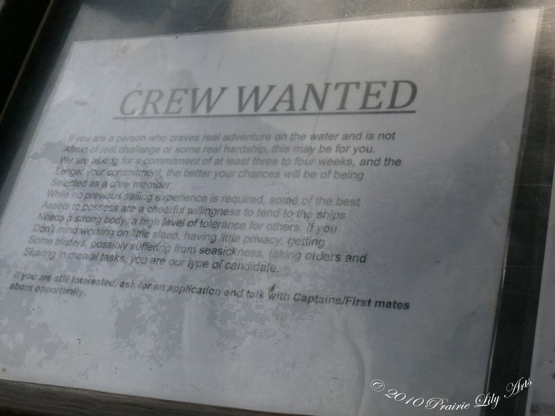 Crewwanted